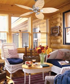 Cozy up your space with a cottage-style interior