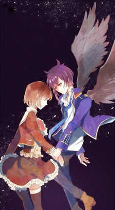 Dance with Devils- Ritsuka x Shiki #Anime