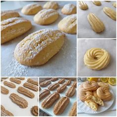 Little Nice Things, Biscuits, Biscotti Cookies, Italian Cookies, Sweet Memories, Latte, Great Recipes, Food And Drink, Cooking Recipes