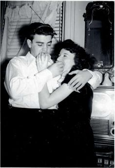 Vincent Chin Gigante and his wife.