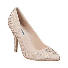 These Shoes are Amazing! So subtle but with the sparkle. You could dress them down with jeans or wear them practically with any dress or skirt.