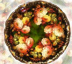 The Russian folk art « MarielArt