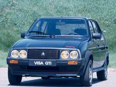 Citroen Visa GTi Retro Cars, Vintage Cars, Psa Peugeot Citroen, Automobile, All Cars, Car Ins, Bugatti, Cars Motorcycles, Growing Up