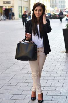 new trends in business casual - Google Search