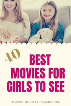 40 Best Movies To Watch With Your Daughter Best Kids Movies Ever, 90s Kids Movies, Girly Movies, Netflix Movies To Watch, Movie To Watch List, Good Movies To Watch, Family Movies, The Daughter Movie, Father Daughter
