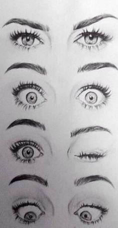Pencil Art Drawings Eye Drawing Tutorials Pencil Drawing Step by Step Eye Draws (Realistic and Colorful) - Eye Drawing Tutorials, Drawing Tips, Art Tutorials, Drawing Ideas, Drawing Techniques, Sketch Ideas, Realistic Eye Drawing, Sketching Tips, Drawing Drawing