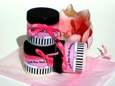 Body Butter Trio - $11.99. http://www.bellechic.com/products/01e926ad96/body-butter-trio