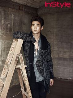 Taecyeon - InStyle Magazine September Issue 13