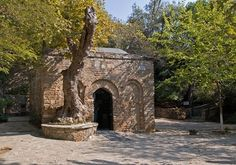 The House of the Virgin (Meryemana in Turkish), located in a nature park between Ephesus and Seljuk, is believed to be the last residence of the Virgin Mary, mother of Jesus.