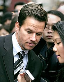 Mark Wahlberg -  Wahlberg at the Shooter premiere in London, March 2007