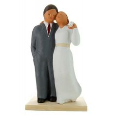 Do d'Art Bridal Couple  by Handmade and hand-painted figures, http://www.amazon.co.uk/dp/B00DG1HU5I/ref=cm_sw_r_pi_dp_-1P0rb1YZF77S