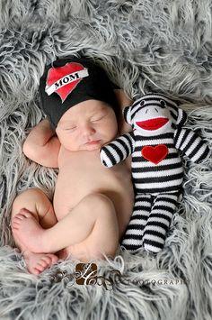Valentine Newborn