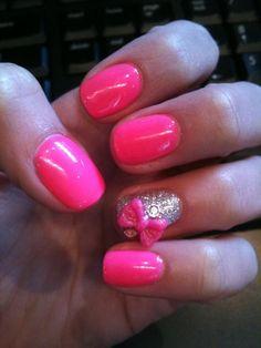 Summer Color Nail Designs | Summer Nail Polish & Design Ideas | designer swag without the designer ...