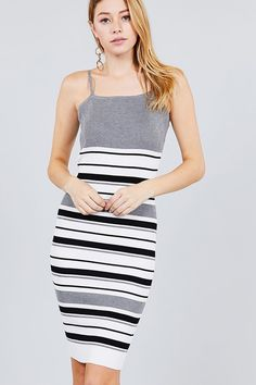 fd1823e0b7c Casual Heather Grey Striped Mini Dress 22.99  newyorkgirl  nycfashion  nyc   instafashion