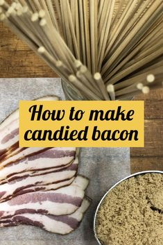 Try this awesome recipe now Bacon Appetizers, Finger Food Appetizers, Appetizers For Party, Finger Foods, Appetizer Recipes, Beef Ham, Awesome Recipe, Food Hacks, Food Tips