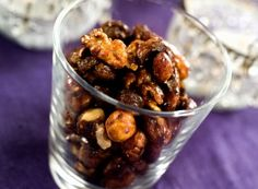 Fantastisk gode kryddernøtter | Fru Timian