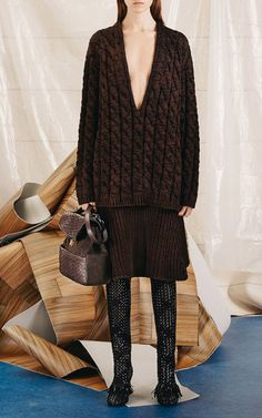 Proenza Schouler Pre-Fall 2015 Trunkshow Look 15 on Moda Operandi