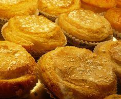 Pasteis de feijão tipico de Torres Vedras - sweet pastries typical of Torres Vedras - Portugal