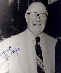 Jack Brickhouse (1916 - 1998) Baseball Broadcaster. Announcer for Chicago Bears, Cubs and White Sox. No baseball broadcaster has televised as many games as Jack Brickhouse. In August, 1983, Brickhouse was inducted into the media wing of the Baseball Hall Of Fame.