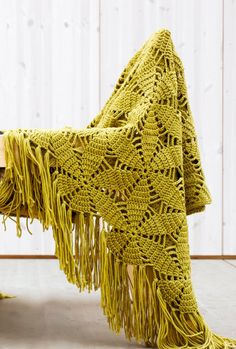 Nordic Yarns and Design since 1928 Crochet Afgans, Crochet Poncho, Crochet Chart, Crochet Patterns, Crochet Curtains, Crochet Home Decor, Crochet Kitchen, Textiles, Shawls And Wraps