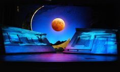 Set Design for A MIDSUMMER NIGHT'S DREAMBY KIM A. TOLMAN
