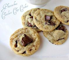 Low carb chocolate chip cookies - This is like the 10th chocolate chip cookie recipe I've repinned!  But I'm on a quest for the perfect low carb cookie :).