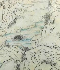 전국민화 공모전 <꿈꾸는 세상> : 네이버 블로그 Korean Painting, Korean Art, History, Blog, Porcelain, Chinese, Paintings, Art Production, Historia