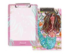 Erin Condren : clipboards -e-sea -mermaid [CLP2901] - $59.00