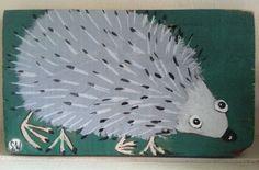 Hedgehog J.A. - Oswald Flump, via Flickr