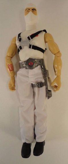 "GI JOE Rise of COBRA Storm Shadow 12"" action Figure Hasbro 2009 series 32 #Hasbro"
