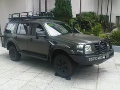 Ford Everest cool....