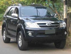 Toyota Fortuner 2.7 Images and Review - Auto Mania