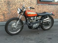Honda CB450 by Charlies Place