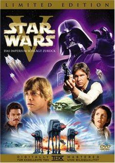 Star Wars - Das Imperium schlägt zurück * IMDb Rating: 8,8 (461.001) * 1980 USA * Darsteller: Mark Hamill, Harrison Ford, Carrie Fisher,