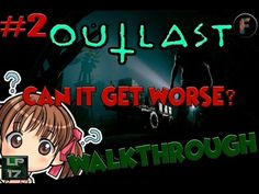 Outlast II walkthrough #2 - Could it get worse? - PC