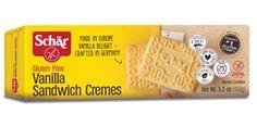 Vanilla Sandwich Cremes - Schar