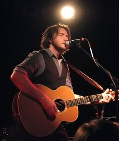 Matthew Perryman Jones :) his music is very calming and makes me fall asleep. my favorite songs are; only you, until the last falling star,out of reach, looking for you again and save you.