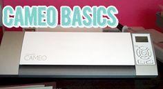 Silhouette Cameo for Beginners Mini Series
