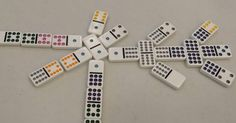 Mexican Train Dominoes, Game Blog, Play More Games, Subitizing, Out To Lunch, Chicken Scratch, Just Pretend, Could Play, Making 10