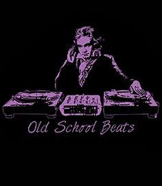 Beethoven Old School Beats T-Shirt