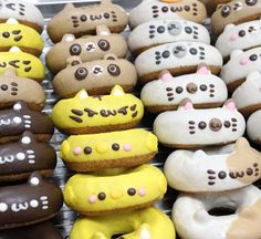 """[Photo: ?????????????? / Facebook] These are Japanese animal doughnuts, which according to Kotaku are called """"doubutsu doonatsu"""" (????????) in Japanese. They are simultaneously adorable and..."""