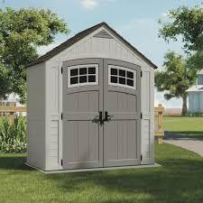 Apex Roof Garden Shed - x Plastic Sheds Uk, Plastic Storage Sheds, Garden Tool Shed, Garden Storage Shed, Garden Sheds, Le Hangar, Apex Roof, Pallet Shed, Uk Homes