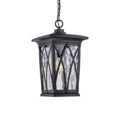 Quoizel GVR1910K Grover Outdoor Pendant Light