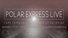 Save the Date: FREE Polar Express Event | Macaroni Kid