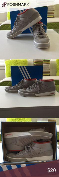 Mens Ciero Mid Adidas Pre-Owned Mens Ciero Mid Adidas in GREAT condition. Adidas Shoes Sneakers