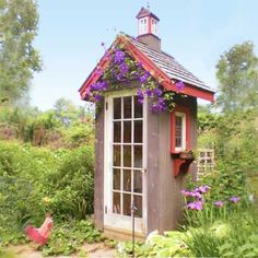 Photo: David Campbell, Homeowner | thisoldhouse.com | from A Garden Shed That Doubles as a Gate