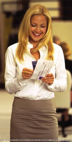 Kate Hudson in How to Lose a Guy in Ten Days