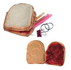 Quirky Finds 5/10/17 -- Peanut Butter & Jelly Purse http://www.mashupmom.com/quirky-finds-51017-peanut-butter-jelly-purse/