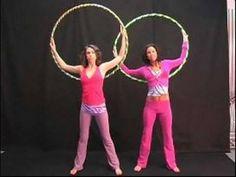 Hula Hoop Basics: Vol 1 : How to Stretch for Hula Hooping