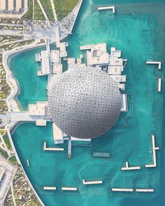 "ARCHITECTURE HUNTER auf Instagram: ""#architecture_hunter Louvre Abu Dhabi Architects: Jean Nouvel @ateliersjeannouvel Location: #AbuDhabi #UAE…"""